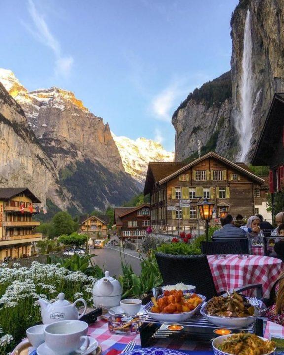 тур в Швейцарію
