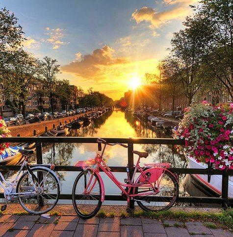тур в Амстердам